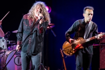 Milan Italy. 20th July 2016. Robert Plant live on stage at Assago Summer Arena