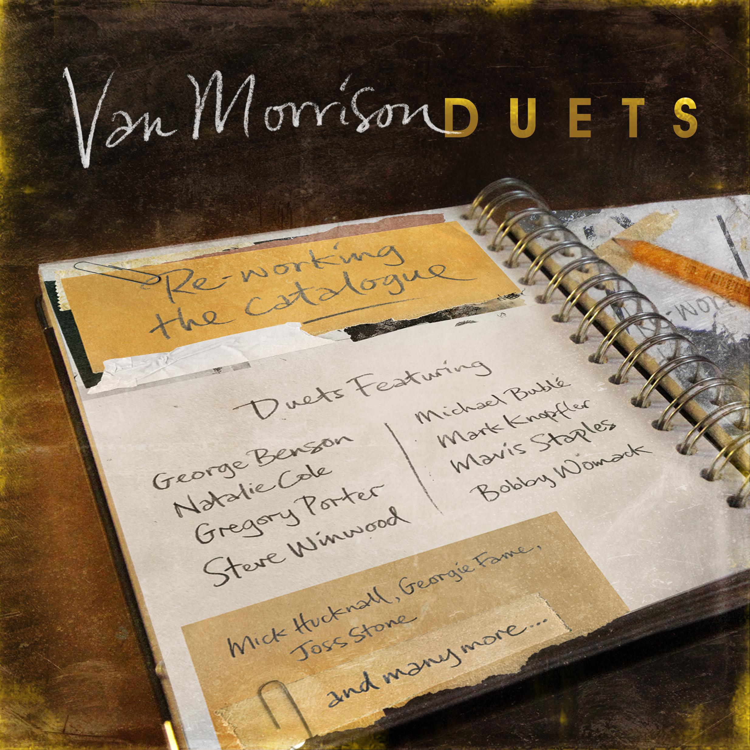 Van Morrison is releasing a brand new album ahead of his UK tour dates