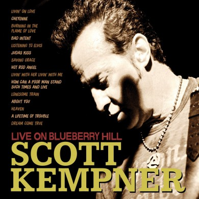 Scott Kempner, Live On Blueberry Hill