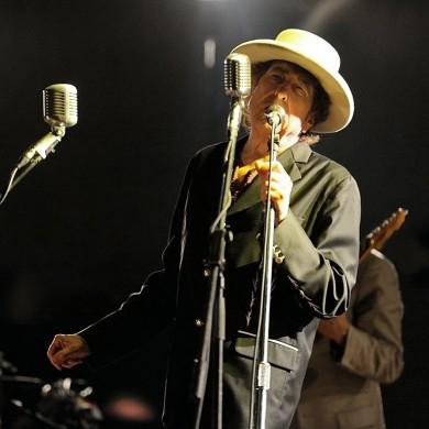 Bob Dylan, Terme di Caracalla, Roma (29-6-2015) | foto: Paolo Brillo