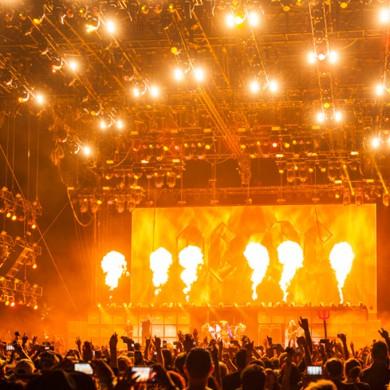AC/DC al Coachella 2015