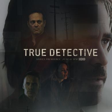 True Detective (cover)