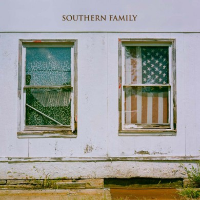 Dave Cobb, Southern Family, album artwork, ca. 2015 courtesy Elektra Records