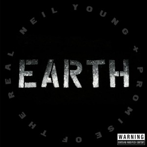 Neil Young  Album - Earth